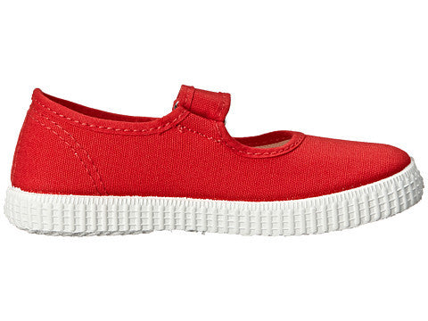 Cienta Kids Shoes Red - Born Childrens Boutique  - 6