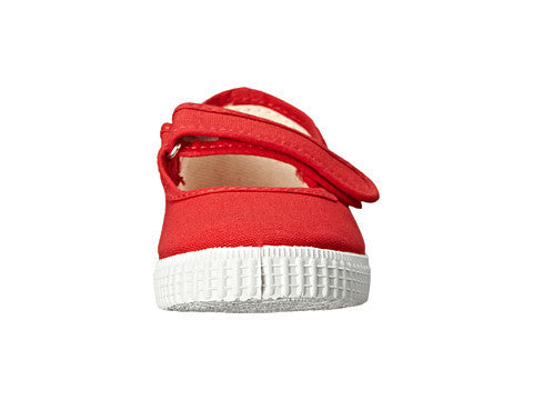 Cienta Kids Shoes Red - Born Childrens Boutique  - 7
