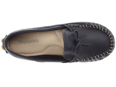 Elephantito Driving Loafers Navy - Born Childrens Boutique  - 3