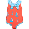 Float Your Boat Swimsuit - Born Childrens Boutique
