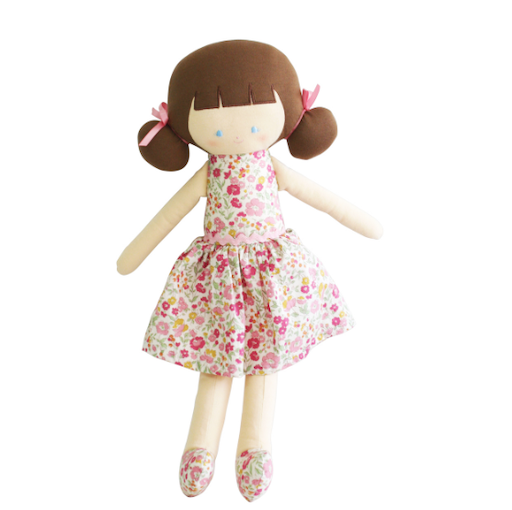 Audrey Doll 26 cm Rose Garden - Born Childrens Boutique