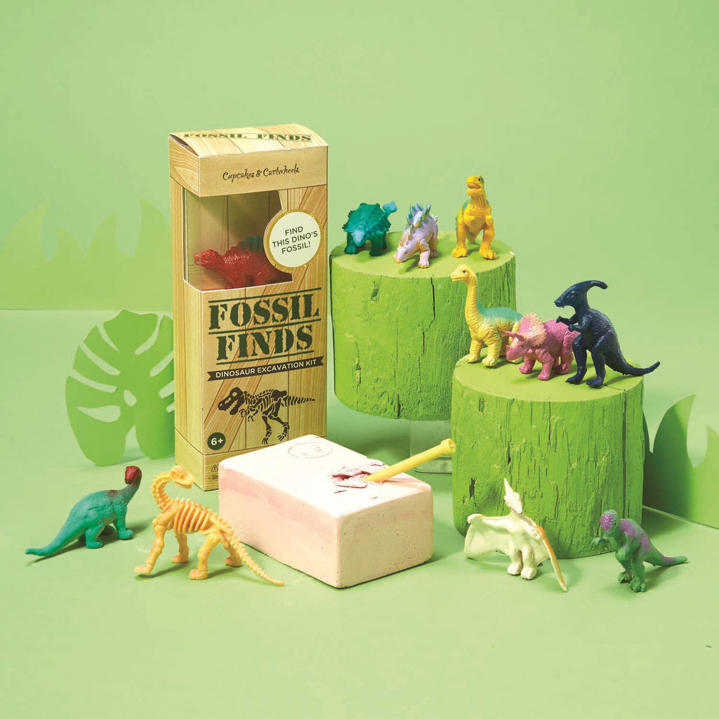 Fossil Finds Dino Excavation - Born Childrens Boutique
