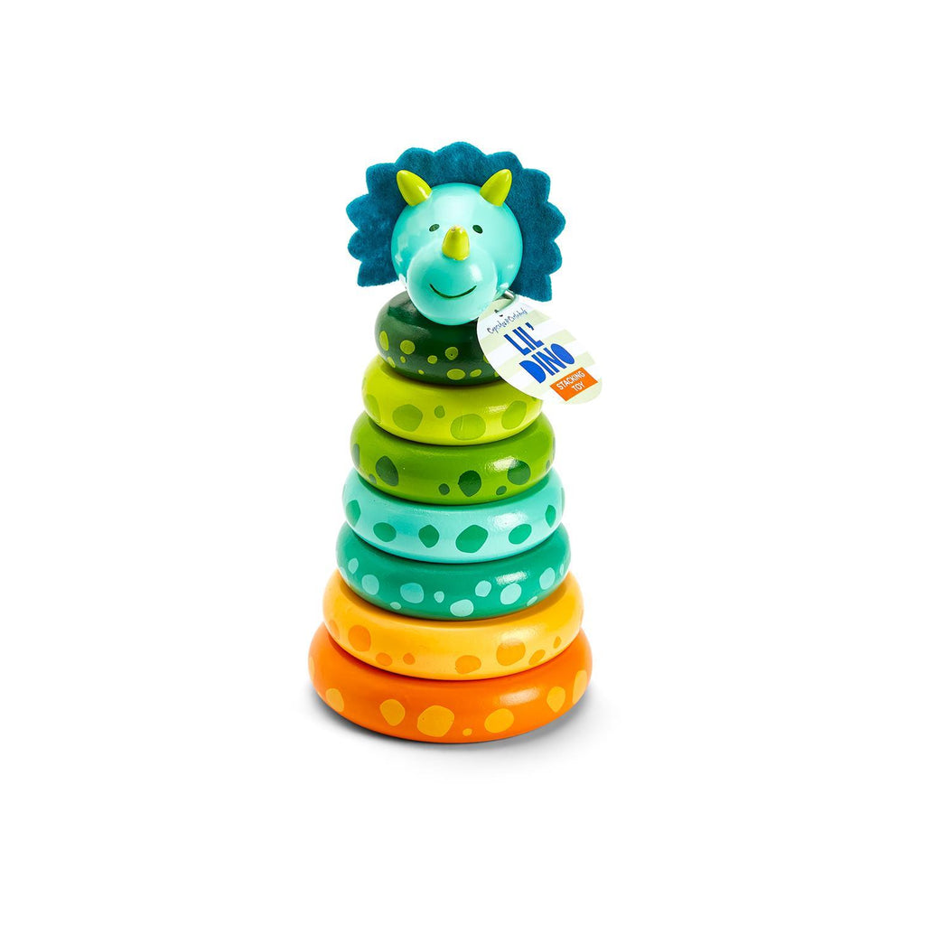 Dino Ring Stack - Born Childrens Boutique