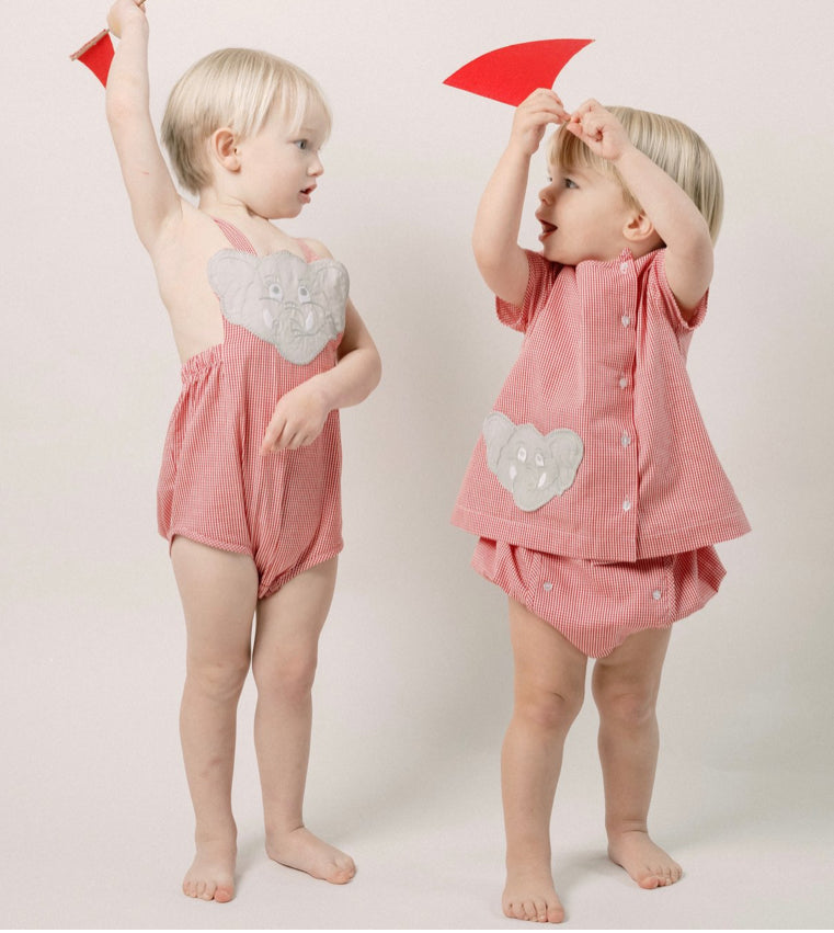 Alabama Sunsuit - Born Childrens Boutique