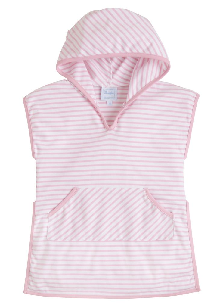 Beach Popover - Pink - Born Childrens Boutique
