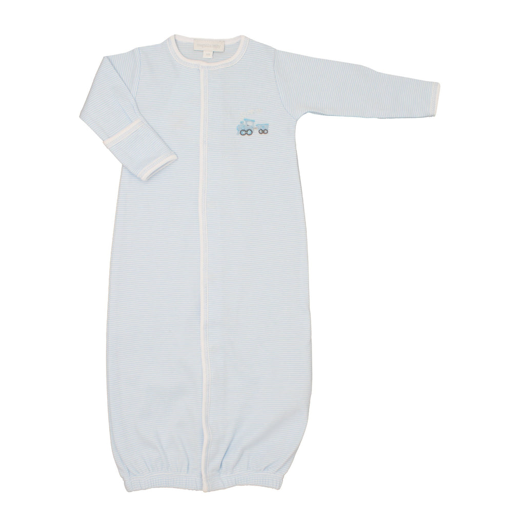 Choo Choo Converter Gown - Born Childrens Boutique