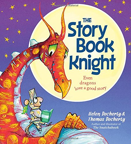 The Story Book Knight - Hardback Book - Born Childrens Boutique