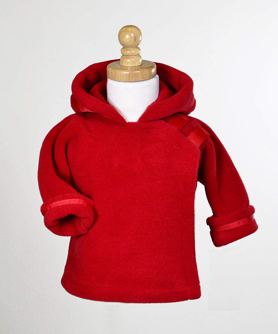 Widgeon Warmplus Favorite Jacket Red - Born Childrens Boutique
