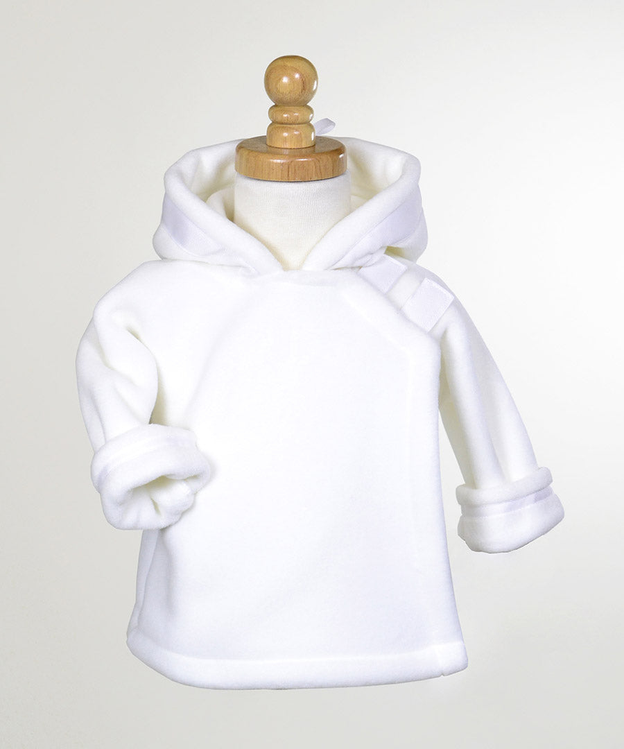 Widgeon Warmplus Favorite Jacket White - Born Childrens Boutique