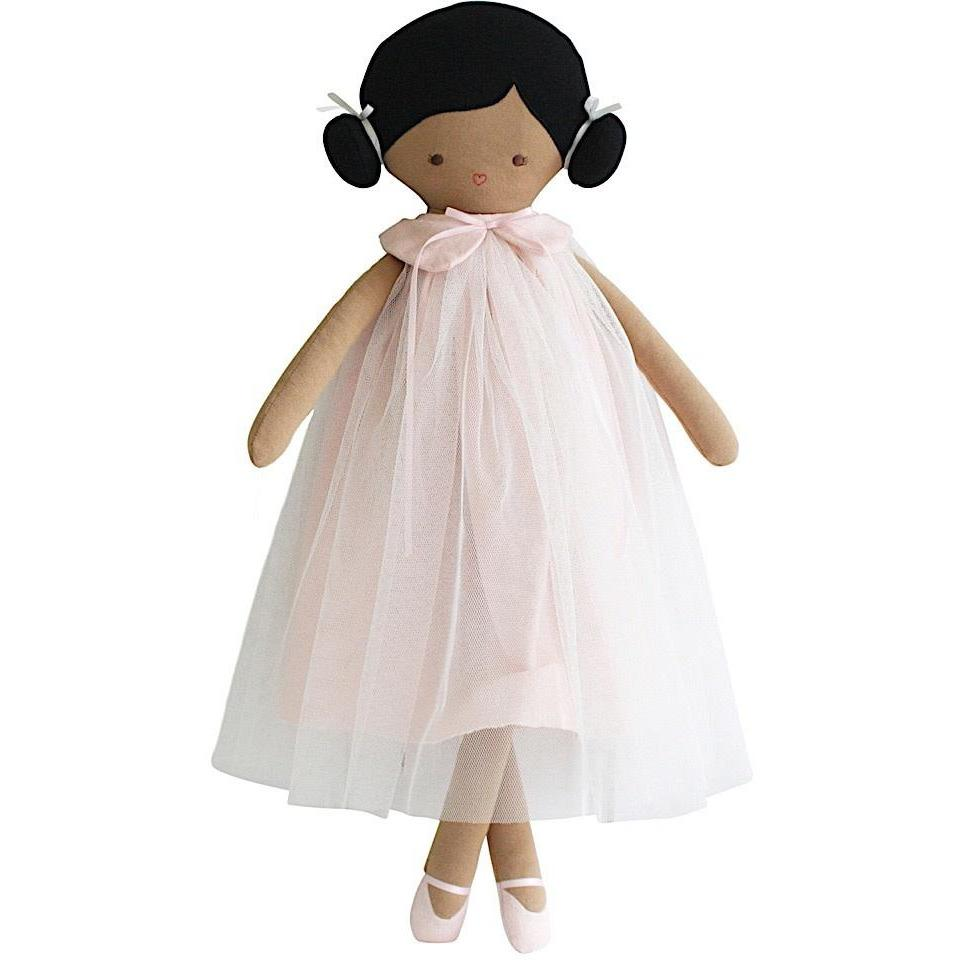 Lulu Doll 48cm Pink - Born Childrens Boutique