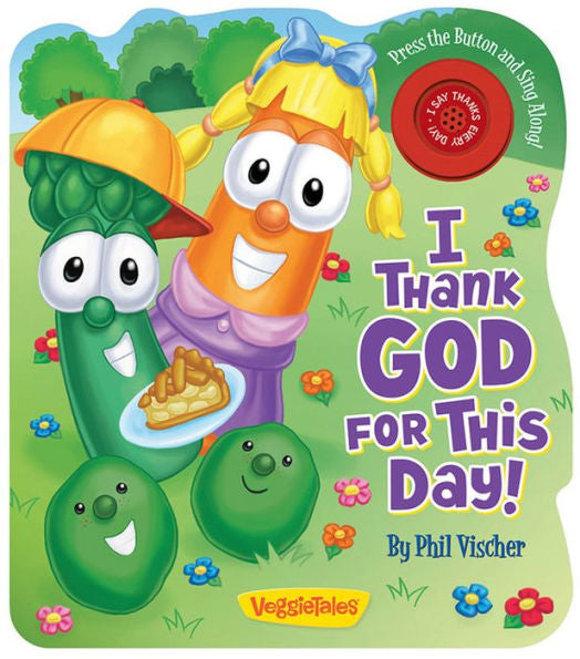 I Thank God for This Day! - Interactive Book - Born Childrens Boutique