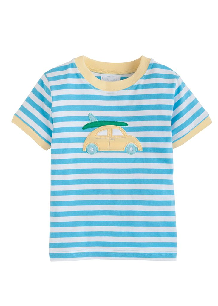 Applique T-shirt - Dune Buggie - Born Childrens Boutique