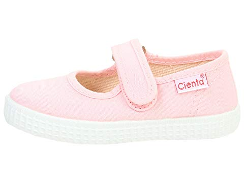 Cienta Kids Mary Jane Light Pink - Born Childrens Boutique