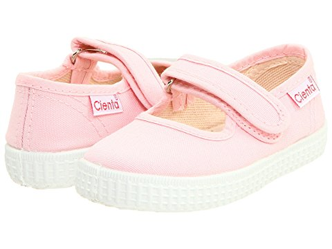 Cienta Kids Mary Jane Light Pink