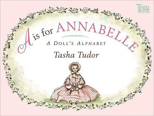 A is for Annabelle - Hardback Book - Born Childrens Boutique