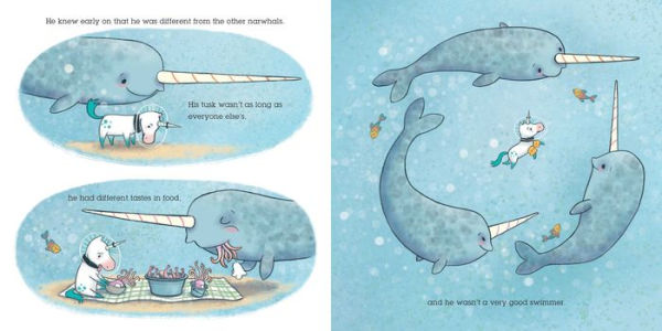Not Quite Narwhal - Hardback