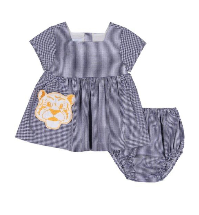 Auburn Girl Top and Bloomer - Born Childrens Boutique