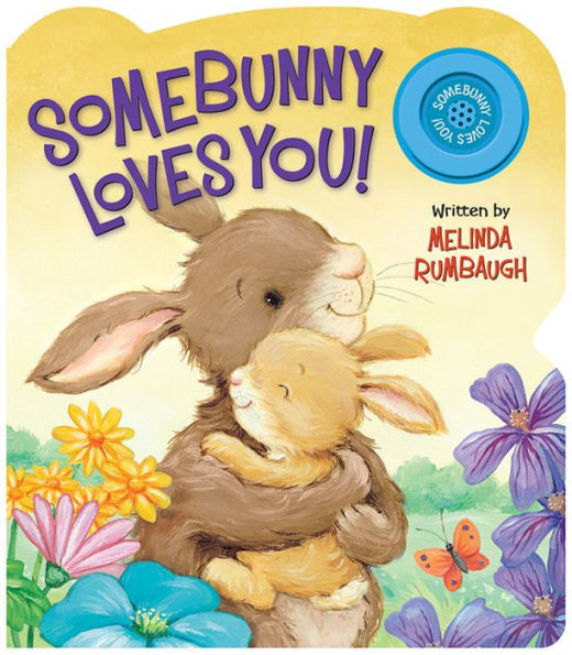 Somebunny Loves You - Interactive Book - Born Childrens Boutique