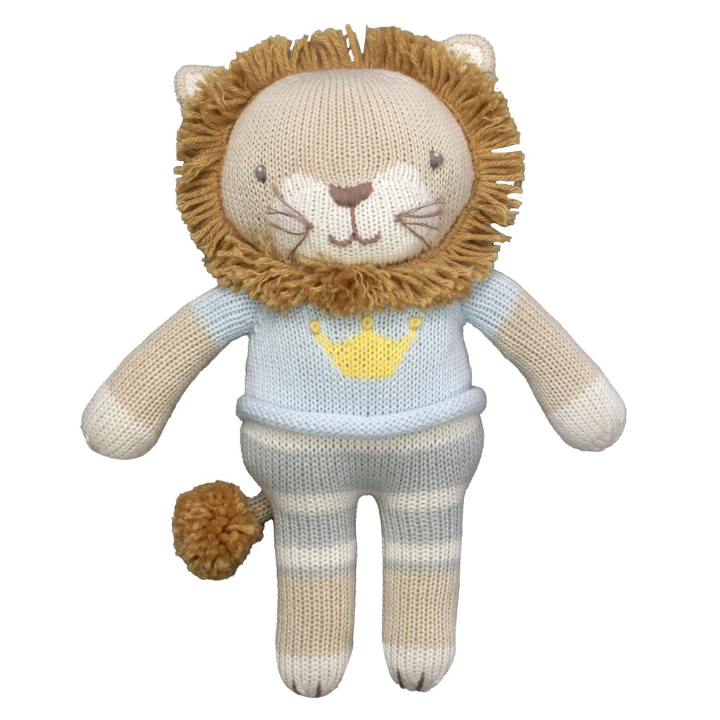 "Loki the Lion Doll 12"" - Born Childrens Boutique"