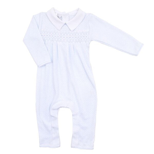 Jillian and Jacob Smocked Playsuit