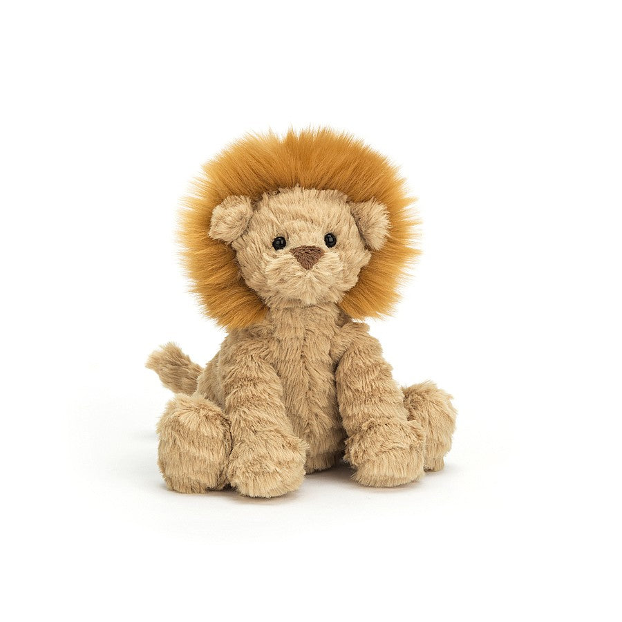 Fuddlewuddle Lion Medium - Born Childrens Boutique