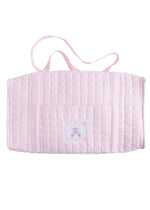 Quilted Ballet Duffle Bag
