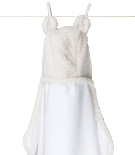 Bella Hooded Bath Towel Cream