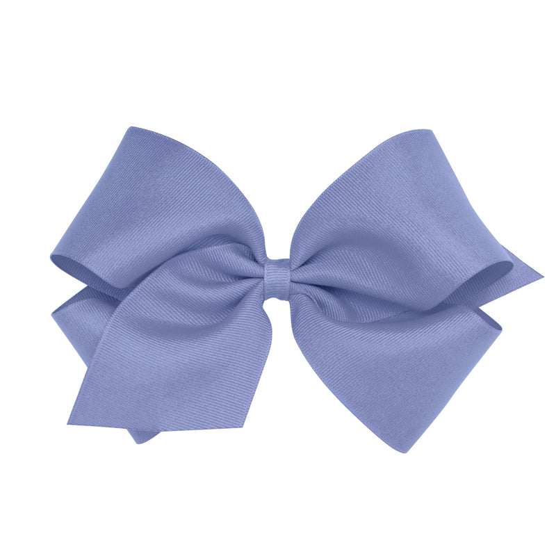 Wee Ones Blue Bird Bow - Born Childrens Boutique