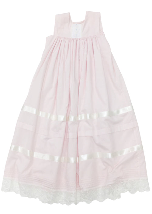 Heirloom Sleeveless Pink Dress