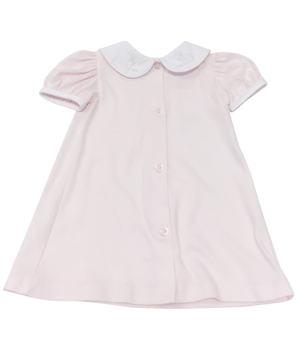 Auraluz Gown Pink Bunny - Born Childrens Boutique