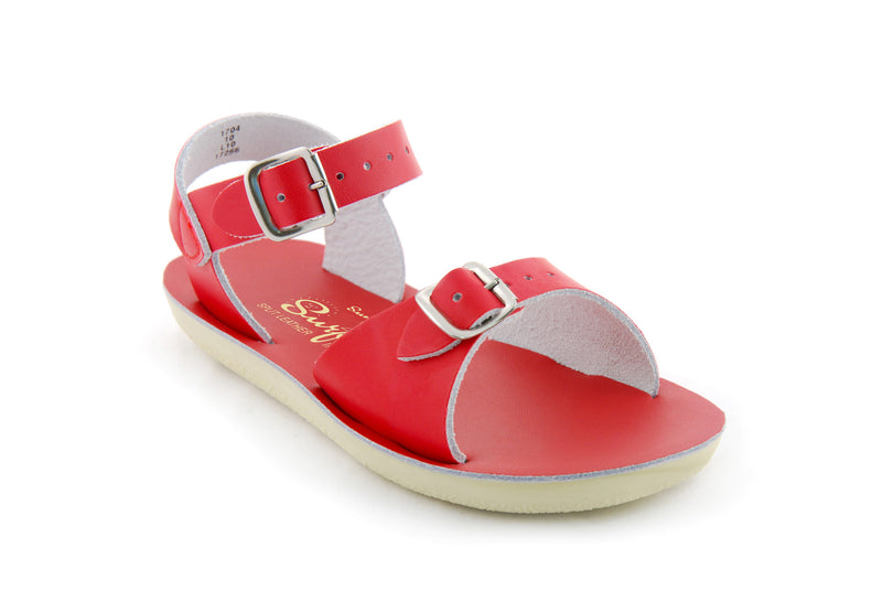 Sun San Surfer Sandal Red - Born Childrens Boutique