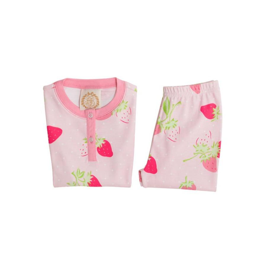 The Beaufort Bonnet Company Sara Janes Short Sleeve Set - Born Childrens Boutique