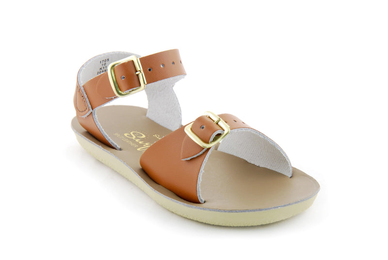 Sun San Surfer Sandal Tan - Born Childrens Boutique