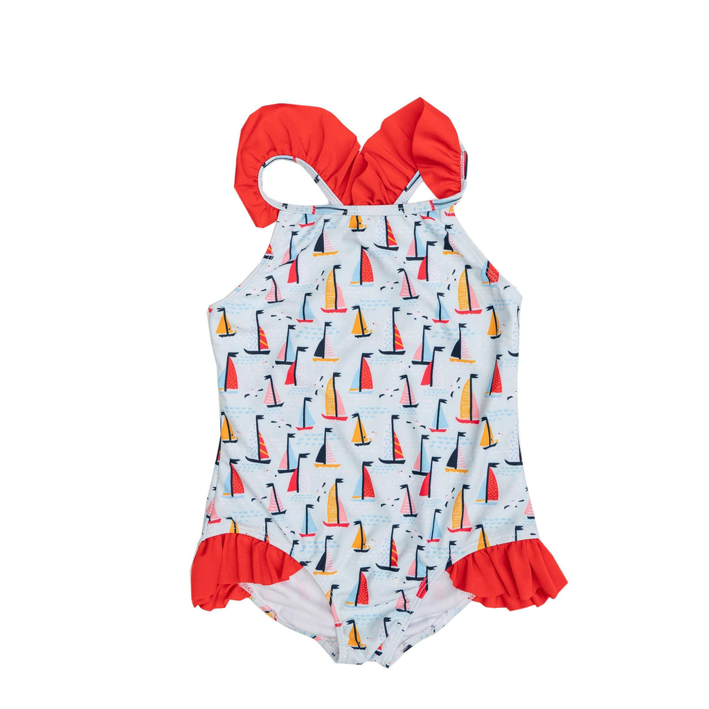 Alys Sailboat - Born Childrens Boutique