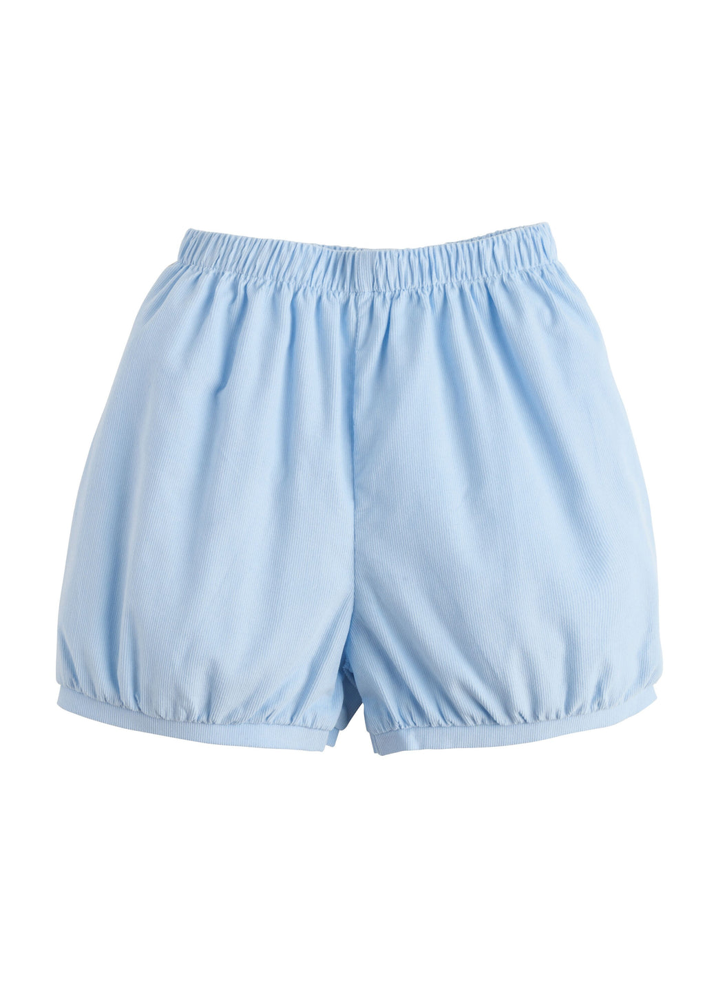 Banded Shorts - Light Blue - Born Childrens Boutique