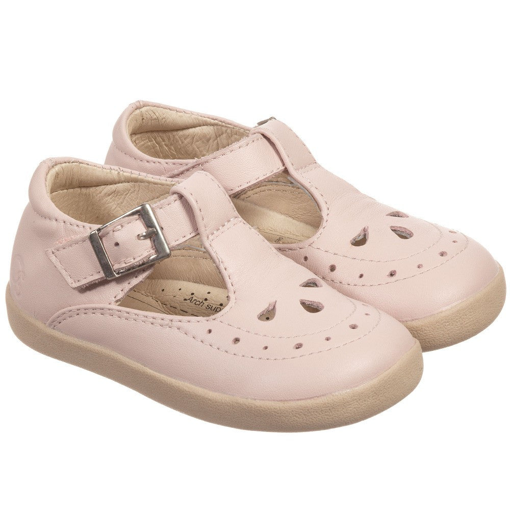 Old Soles Tea Shoe Powder Pink - Born Childrens Boutique