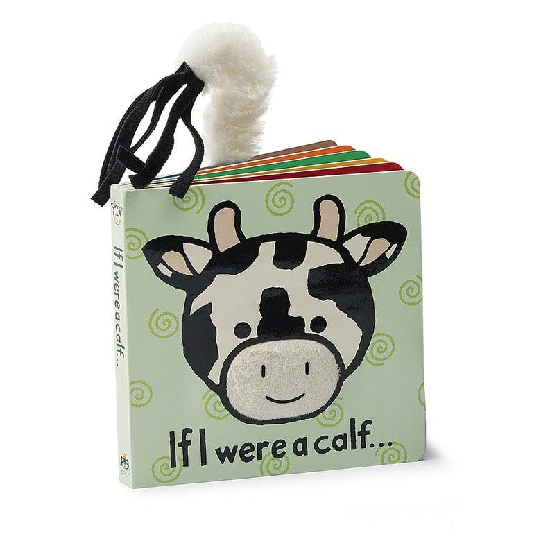 If I were a Calf Book - Born Childrens Boutique