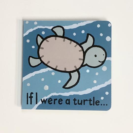 If I were a Turtle Book - Born Childrens Boutique