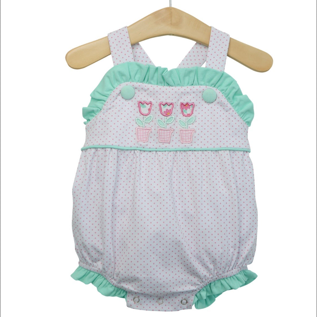 Tulip Bubble Girls - Born Childrens Boutique