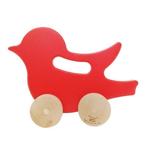 Wooden Bird Push Toy - Born Childrens Boutique