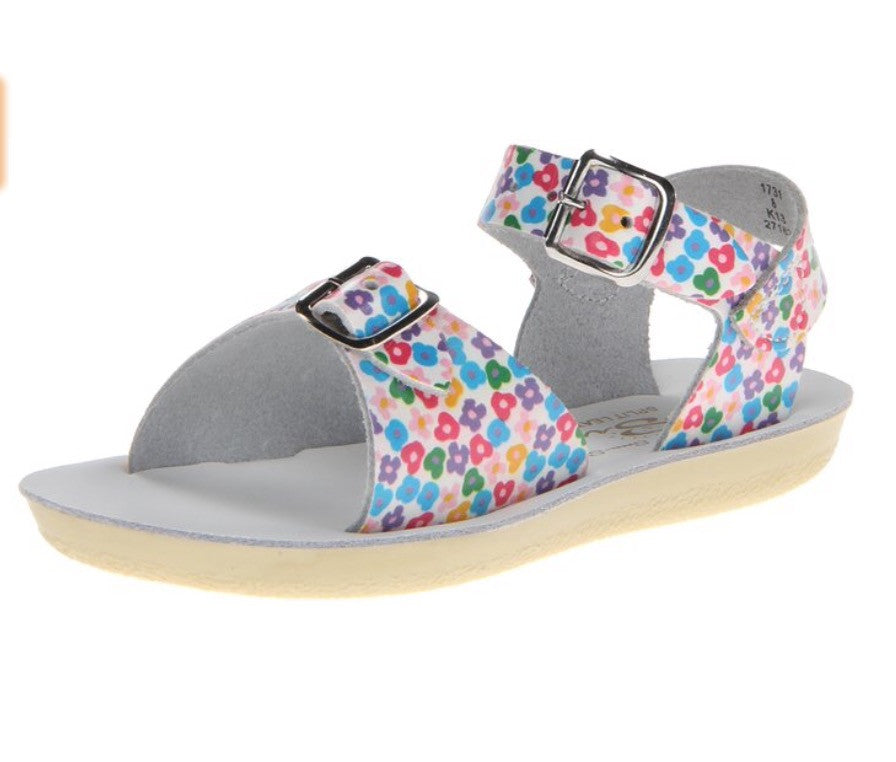 Sun San Surfer Sandal Floral - Born Childrens Boutique  - 1