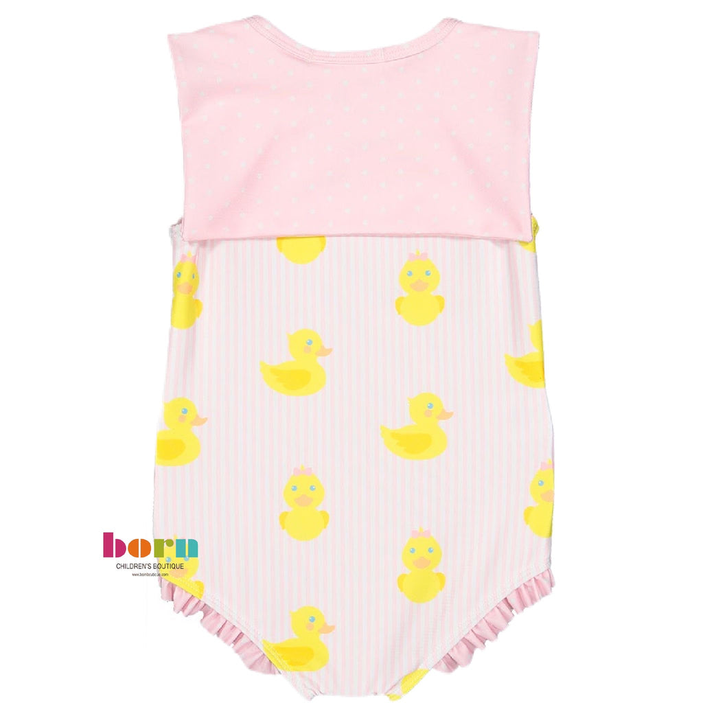 Pretty Duckling Swimsuit - Born Childrens Boutique
