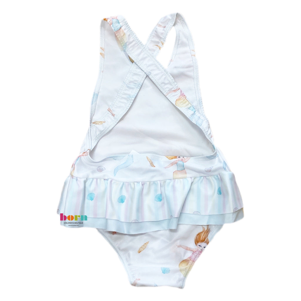 Mermaid Swimsuit - Born Childrens Boutique
