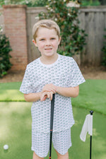 Pre-Order Charles Set - Golf Carts - Born Childrens Boutique