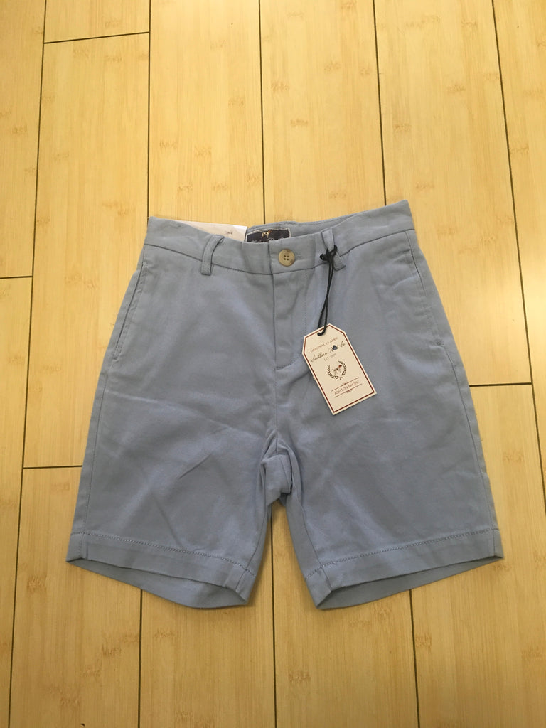 Ashton Shorts Blue - Born Childrens Boutique