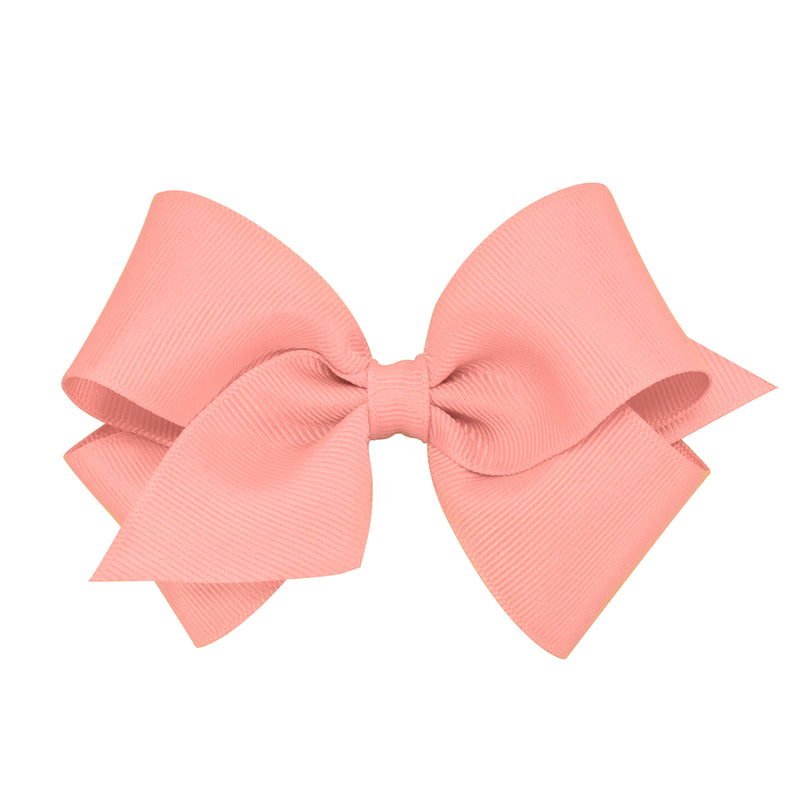 Wee Ones Creamsicle Bow - Born Childrens Boutique