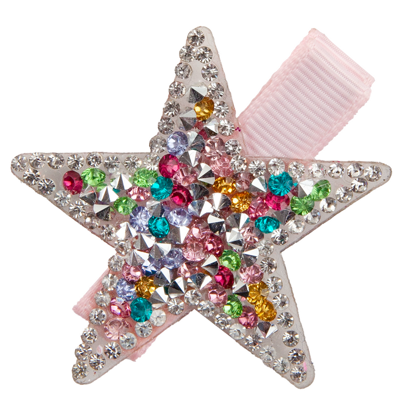 Boutique Gem Star Hair Clip