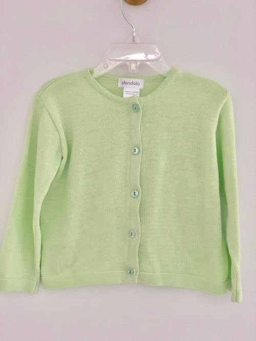 Pistachio Sweater