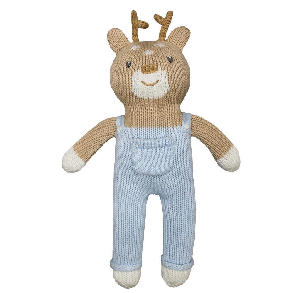 "Bucky the Baby Deer 12"" - Born Childrens Boutique"