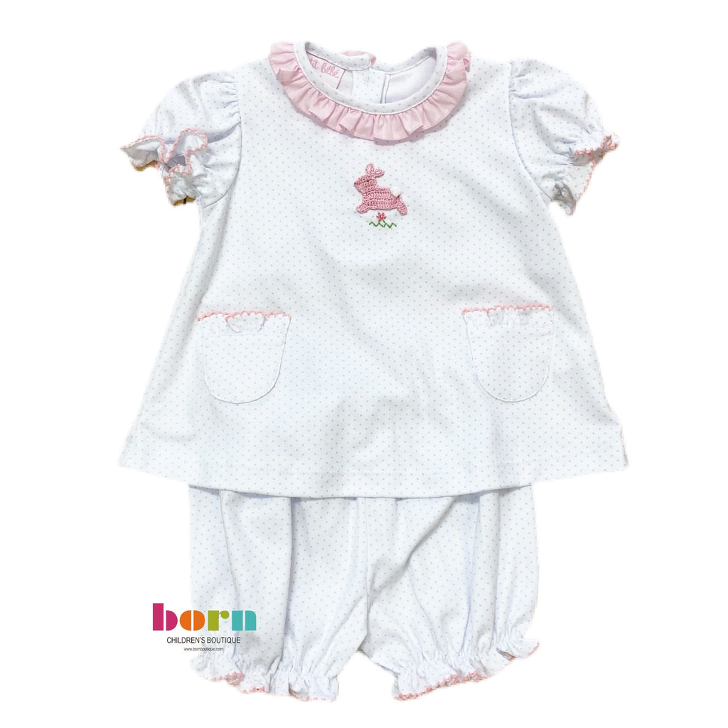 Hop Hop - Bloomer Set - Born Childrens Boutique